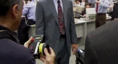Leonardo DiCaprio metiéndose dentro del personaje