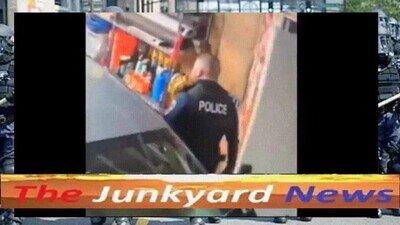 Enlace a Algunos policias no recuerdan que la cámaras existen