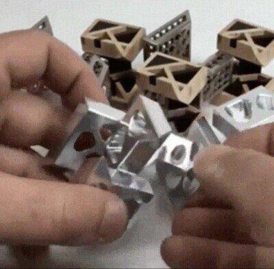 Enlace a Estos cubos encajan PERFECTAMENTE