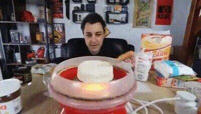 Enlace a Nada engancha más que un queso dando vueltas