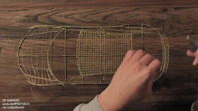 Enlace a Es una pasada ver cómo hace una réplica de un Porsche con tanta precisión