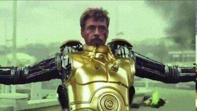 Enlace a El verdadero Iron-Man que me representa