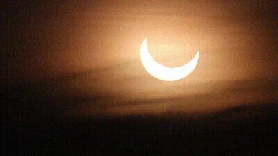 Enlace a El eclipse solar ha sido espectacular