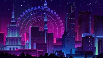 La ciudad que queríamos los fans de Cyberpunk