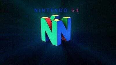Enlace a El logo de la Nintendo 64 era una obra de arte