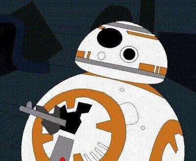 Enlace a La mejor función del BB-8 de Star Wars