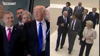 Enlace a Una sutil diferencia entre presidentes
