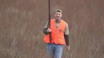 Enlace a Un cazador que caza sin armas