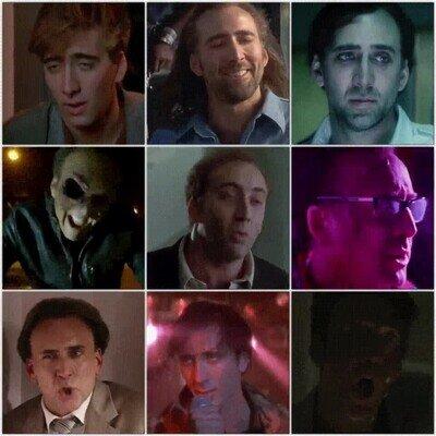 Enlace a Las infinitas caras de Nicolas Cage