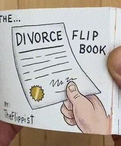 Enlace a Trolleando a tu marido ciando te pide el divorcio