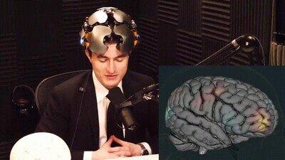 Enlace a Puedes ver cómo actúa el cerebro cuando intentas aguantarte la risa
