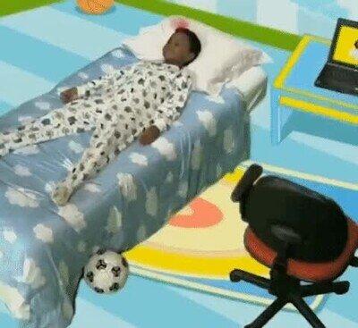 Enlace a La sensación de meterse en la cama después de haber hecho un Match