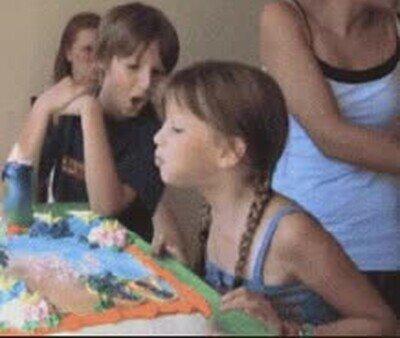 Enlace a Un cumpleaños que difícilmente olvidará