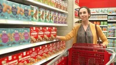 Enlace a La compra del super después de cobrar la nómina