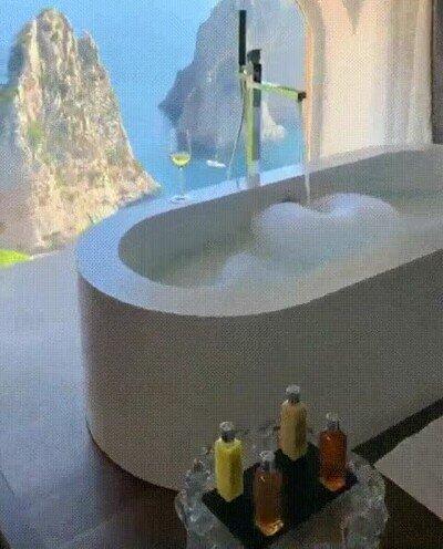 Enlace a El lavabo con las vistas más espectaculares del mundo