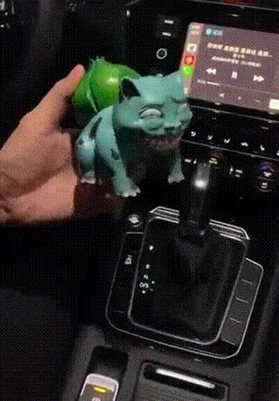 Enlace a Creo que Bulbasaur está un poco salido