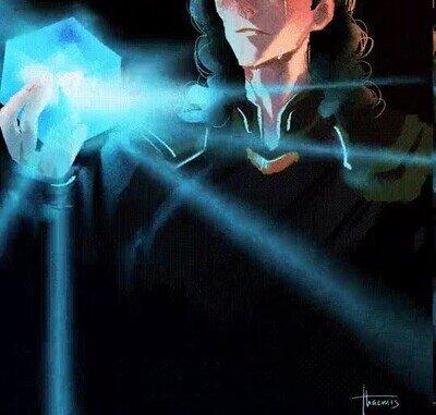Enlace a Espectacular animación y dibujo de Loki