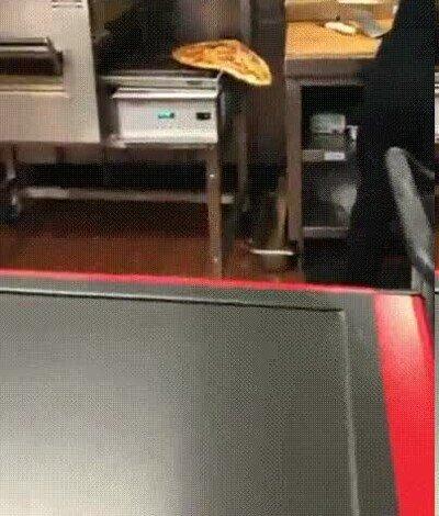 Enlace a Lo paso realmente mal por la pizza