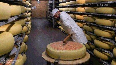 Enlace a Así se corta el queso a lo grande