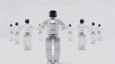 Enlace a Robots que han aprendido a hacer coreografías de baile