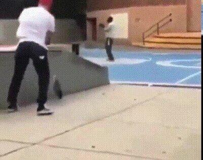 Enlace a La venganza del skate