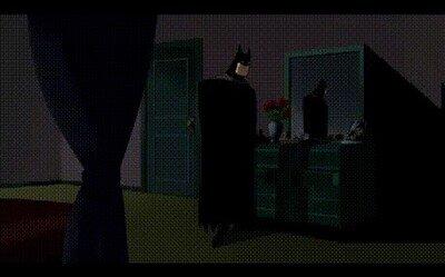 Enlace a Lo mejor que puedes hacer si te encuentra a Batman de noche