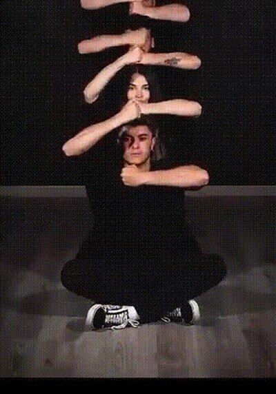 Enlace a Bailes coordinadoa que te harán estallar la cabeza