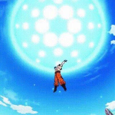 Enlace a Goku necesita la energía de todos