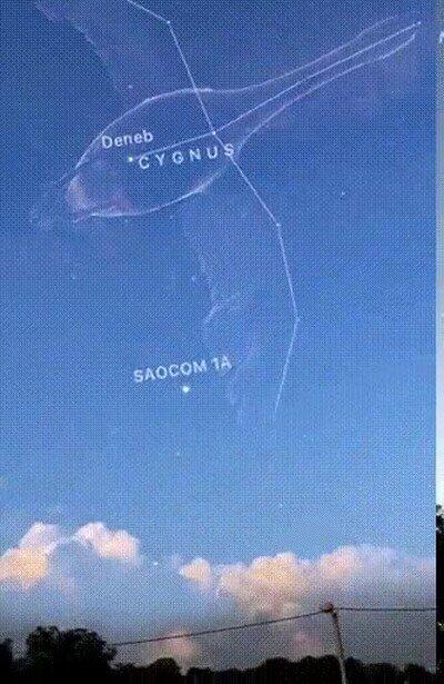 Enlace a Realidad aumentada para ver el cielo como nunca los has visto