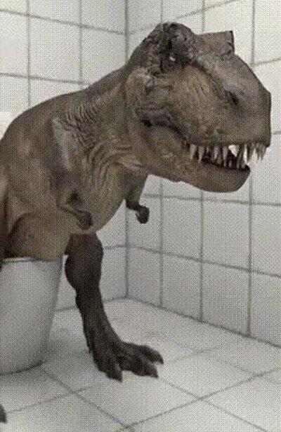 Enlace a Por eso se extinguieron los dinosaurios