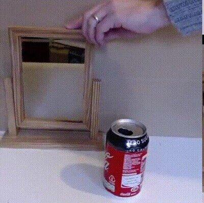 Enlace a Se acaba de desmontar el truco del espejo