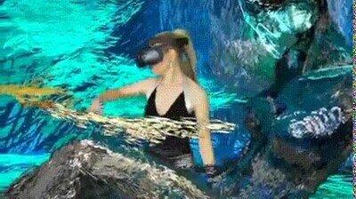 Enlace a Obras de arte en Realidad Virtual