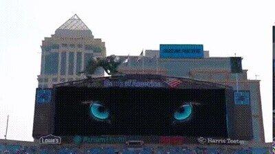 Enlace a La mascota virtual de los Panthers está a otro nivel