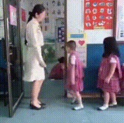 Yo nunca tuve una de estas profesoras