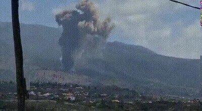 Enlace a Da mucho miedo lo que está pasando en La Palma