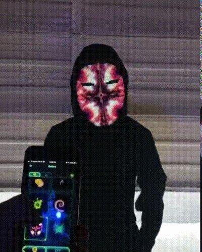 Enlace a Las máscaras locas de los videojuegos ahora también en la vida real