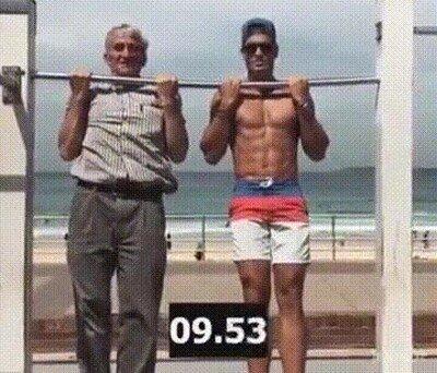 Enlace a La edad solo es una número
