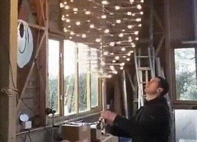 Enlace a Me pasaría horas mirando esta lámpara