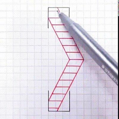 Enlace a Creando la ilusión de una escalera en 3D