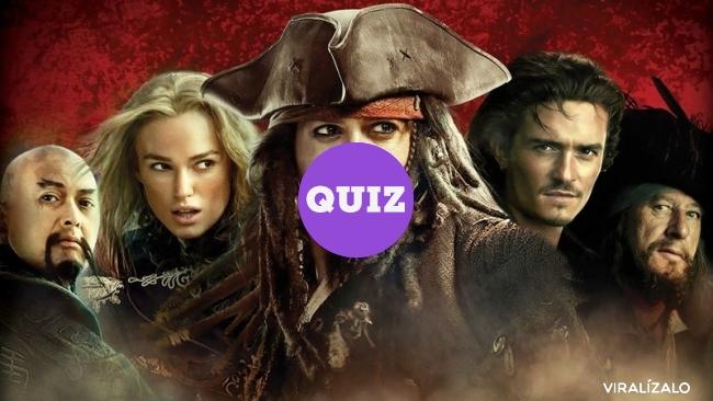 14801 - TEST: ¿Qué personaje de Piratas del Caribe prefieres?
