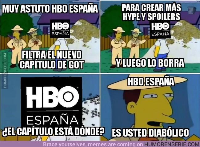 16876 - HBO España, es usted diabólico.