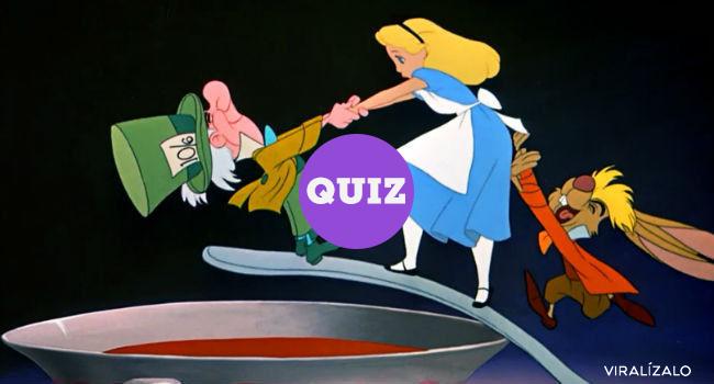 19473 - TEST: ¿Qué personaje de Alicia en el País de las Maravillas eres?