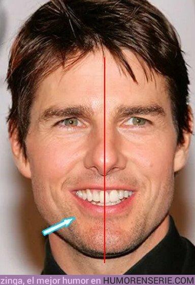 35263 - Tom Cruise y su diente en el medio de la boca. No podrás dejar de verlo