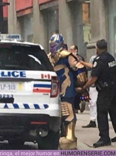 35409 - Spoilers de cómo derrotarán a Thanos en Endgame
