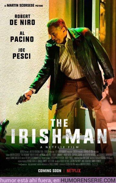 35482 - Scorsese, DeNiro, Al Pacino y Pesci reunidos de nuevo. ¿Qué puede salir mal?