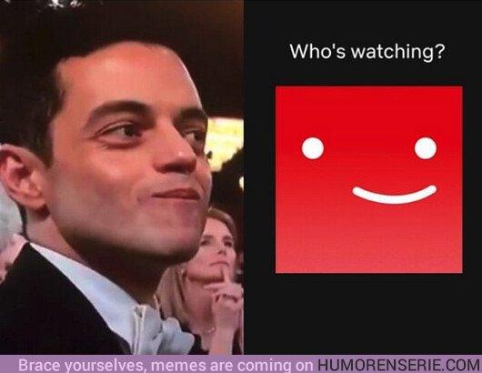 35649 - Rami Malek es la imagen por defecto de tu cuenta de Netflix