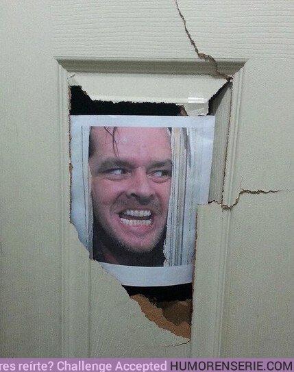 35952 - La mejor forma de tapar una puerta rota
