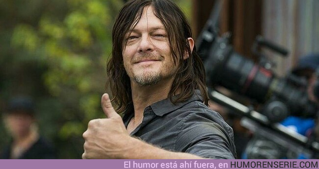 35990 - Norman Reedus habla claro sobre el futuro de The Walking Dead
