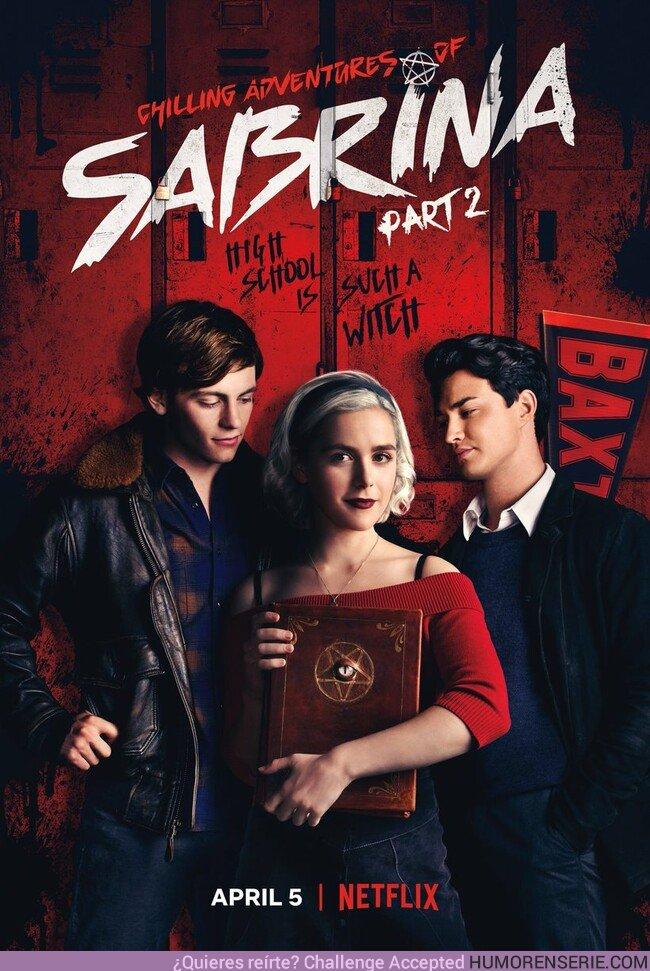 Las escalofriantes aventuras de Sabrina HES_35998_47d637d17fa54f20b67e5cb15d14d43c_cine_la_segunda_temporada_de_las_escalofriantes_aventuras_de_sabrina_ya_tiene_poster