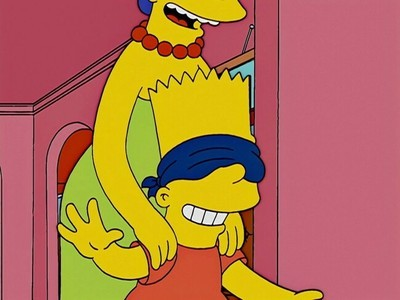 36146 - Te demostramos que cualquier película se puede resumir con 4 imágenes de Los Simpson